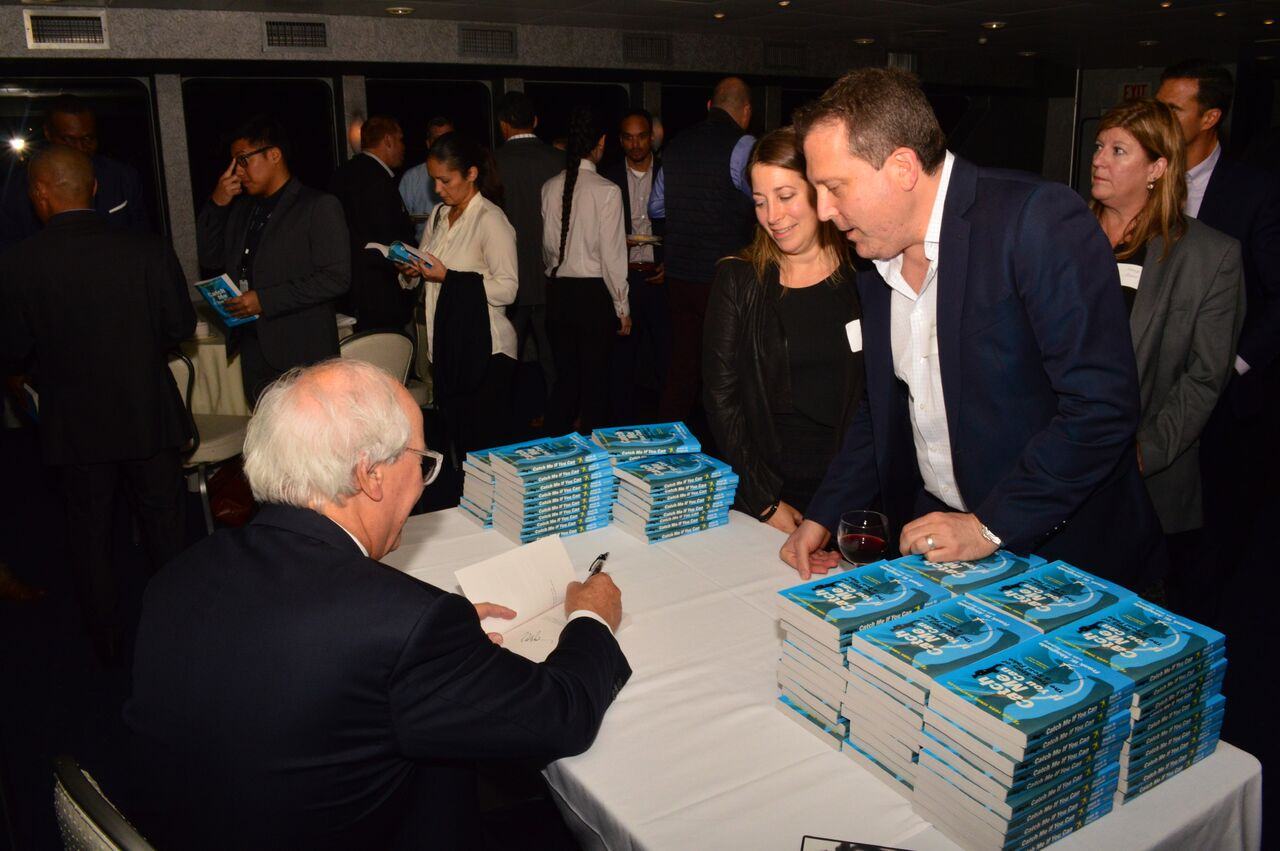 Book Signing with Frank Abagnale