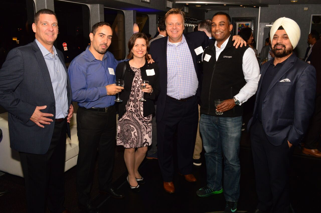 P McCullen, CN Sales, VP and Guests
