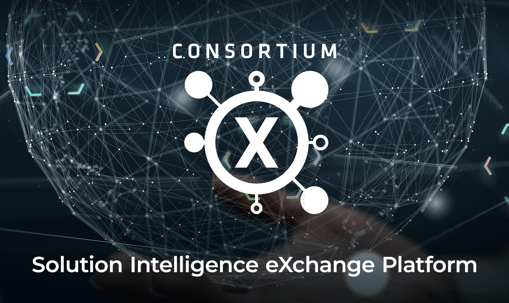 Consortium X-Solution Intelligence eXchange